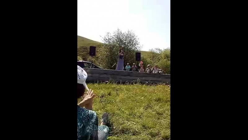 Айсулу Байзигитова - Live