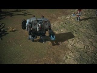 Warhammer 40 000- Sanctus Reach — релизный трейлер