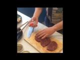 Готовим стейки