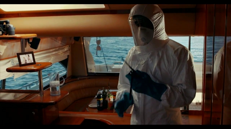 Корабль 1 сезон 17 серия. Ксения радуется приходу Макса со странной яхты