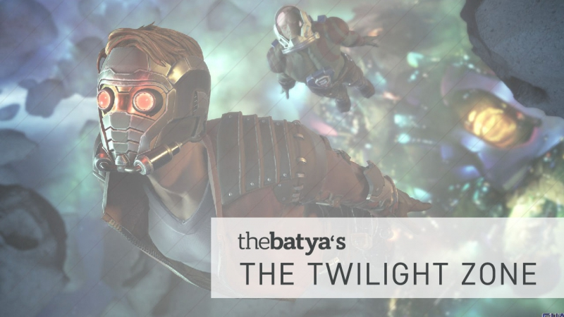 Marvel's Guardians of the Galaxy: The Telltale Series | Twilight Zone
