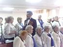 Концерт хора Ульянка 04.05.2017г. ул. Стойкости д.8