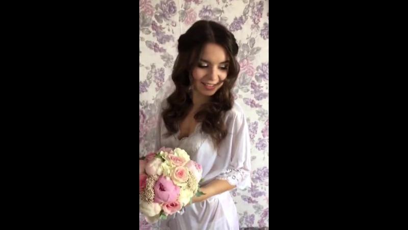 Свадебный макияж чуткость нежность природная красота