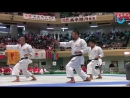 JAPAN TEAM-KATA SOCHIN 1.st place JKA WORLD KARATE-DO CHAMPIONSHIP 2014
