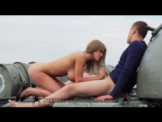 Viola bailey's - hard - on a tank + 1