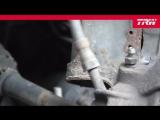 Замена тормозного шланга