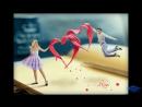 CS5 - Создаём в фотошопе коллаж Биение двух сердец (часть 2)
