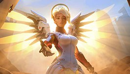 Специальная цена: обычное издание Overwatch для PC за 999 рублей
