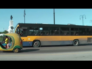 Nederlandse bussen in cuba / dutch buses in cuba