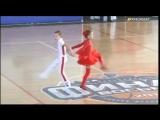 В Краснодаре провели соревнования по акробатическому рок-н-роллу