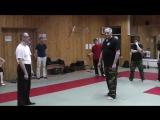 МАКО ножевой бой - техника дистанционного воздействия