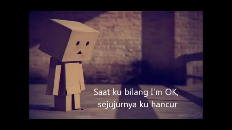 Eka Gustiwana feat Nadya Rafika - Im OK (Lirik)(360p)