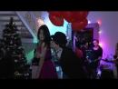 Танец Чарли с Девушкой ангелом полный экспромт