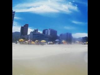 Ипанема -лучший пляж мира