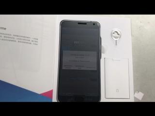 Meizu global firmware install google