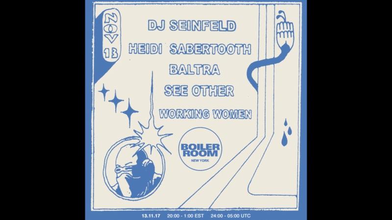 NY Locals DJ Seinfeld
