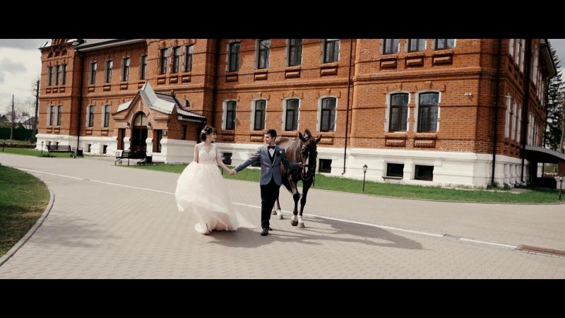 Свадебный клип Александра и Анны Чеботаевых Дата свадьбы 06 мая 2017г