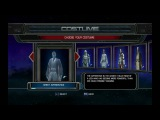 Star Wars Force Unleashed Ultimate Sith Edition Costumes