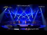 Davichi - I'm Alright (I Will Survive Korean version) LIVE roman + eng sub