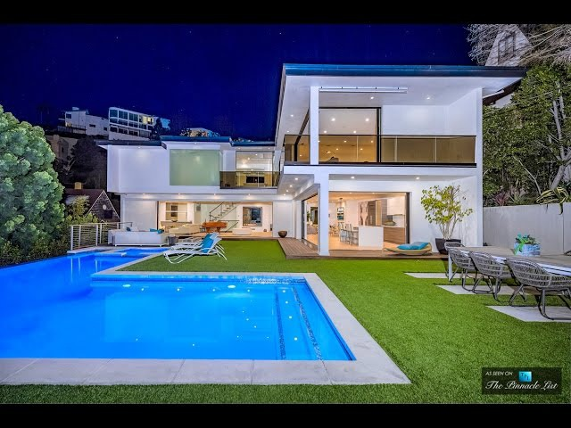 Luxury $8 Million 10,000 SQ.FT. 5 Bedroom 6 Bathroom Home in LA California USA