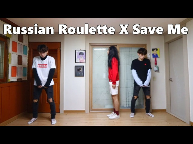 RED VELVET BTS - Russian Roulette X Save Me cover [GoToe DANCE]
