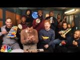 Jimmy Fallon, Ed Sheeran &amp The Roots Sing