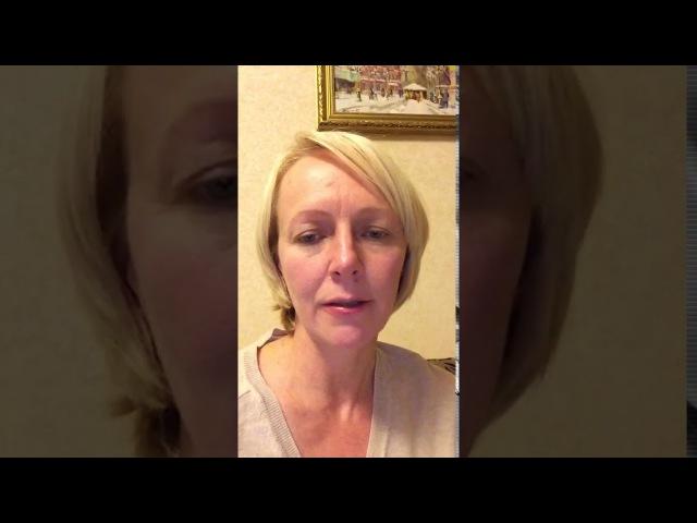 Отзыв Наталии Х., Московская область о пройденном тренинге ЭСтБТ после блока Си ...