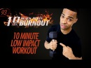 10 Min. Low Impact Light Dumbbell Toning Home Workout 10 Minute Burnouts 93