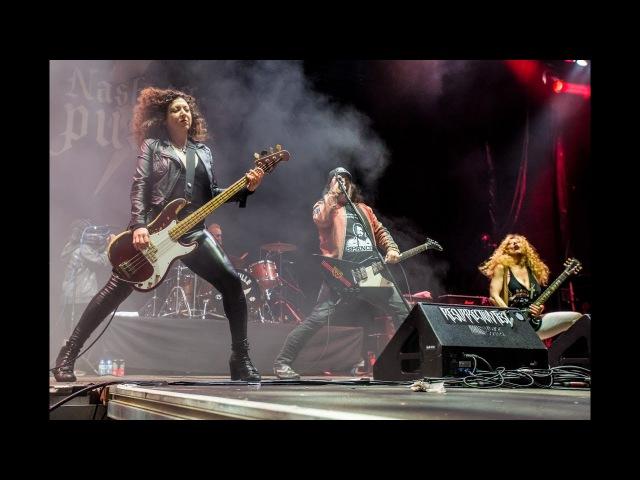 Nashville Pussy Go Motherfucker Go Live at Resurrection Fest 2016