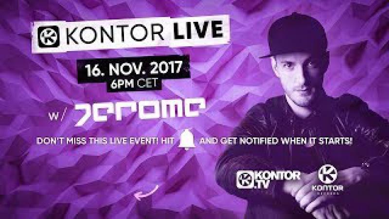 Jerome @ Kontor Live 51