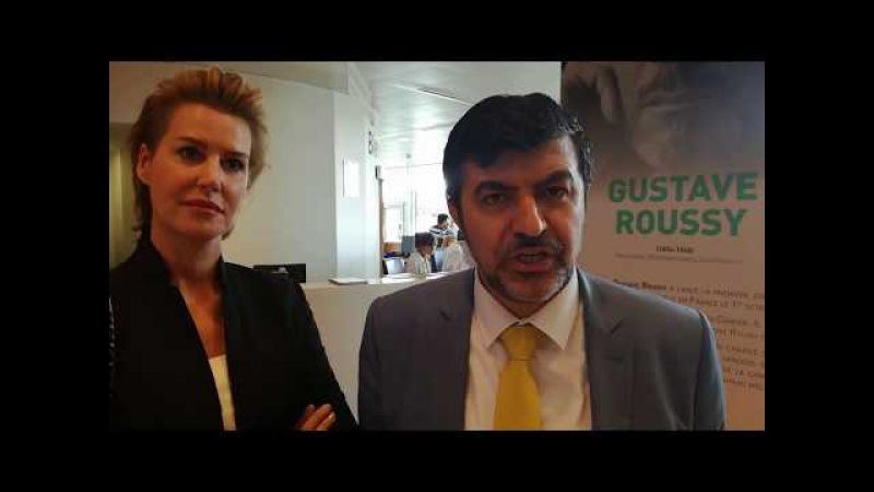 Лечение рака во Франции, в Институте Гюстава Русси