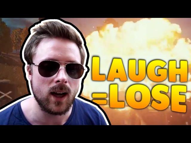 YOU LAUGH YOU LOSE ft. Forsen (PUBG)