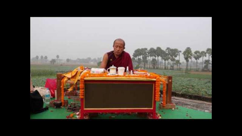 The Question of Maitreya 2-2《彌勒所問經》宗薩欽哲仁波切教授HD
