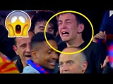 Football Fans & Players Reaction To Sergi Roberto Goal [Barcelona 6: 1 PSG reactions] Emotions