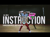 Jax Jones Instruction  | choreographer: Kolya Barni