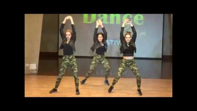 DANCEHALL(СHAMPION GIRLS)/3 место ТАНЦ, ШОУ профи/DANCE STAR 29.10.17