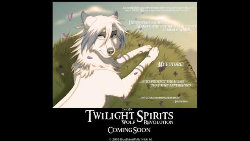 Twilight Spirits OST - Enemy on the Homeland