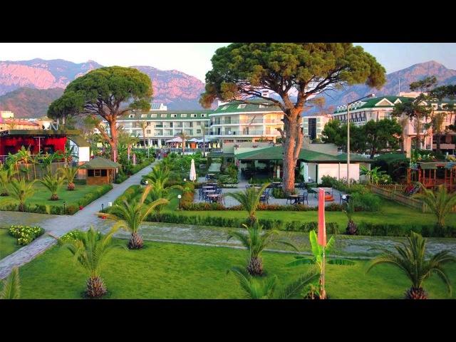 Отель Zena Resort 5* Турция Кемер