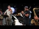 Limehouse Blues Wynton Marsalis Mark O'Connor, Soundcheck at Marciac Jazz Fest