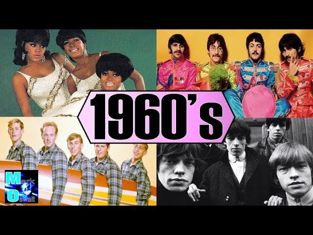 Top 100 Most Iconic Songs of the 60s