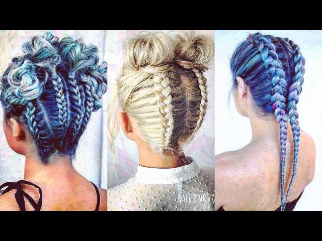 ❀ NEWEST ♛ Hairstyles Tutorials Compilation 2017 ✔
