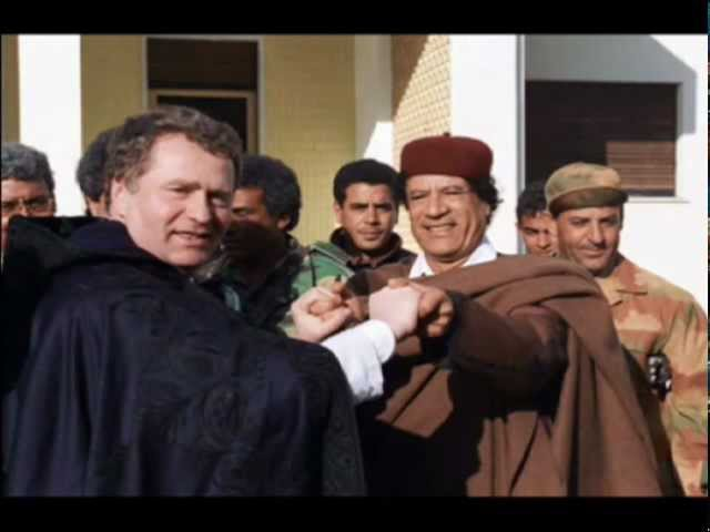 Памяти С.Хусейна и М.Каддафи. Ч5
