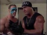 Sting Hulk Hogan interview