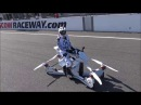 Scorpion 3 public flight at Moscowraceway