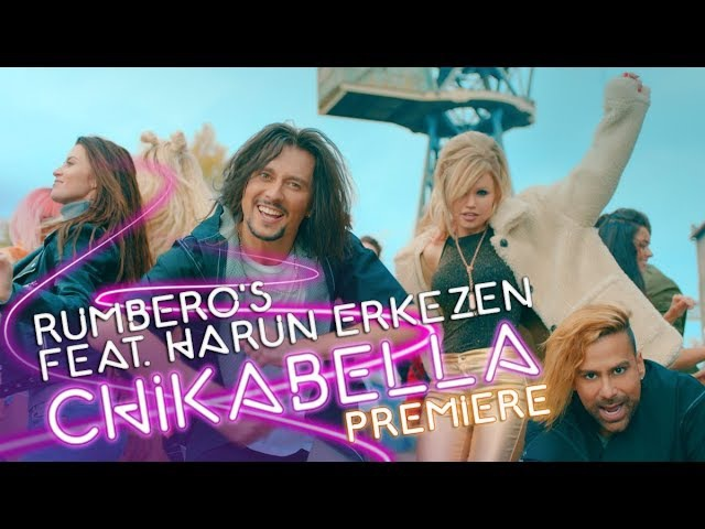 Amador Lopez RUMBERO'S - CHIKABELLA (Official Video) ft. HARUN ERKEZEN
