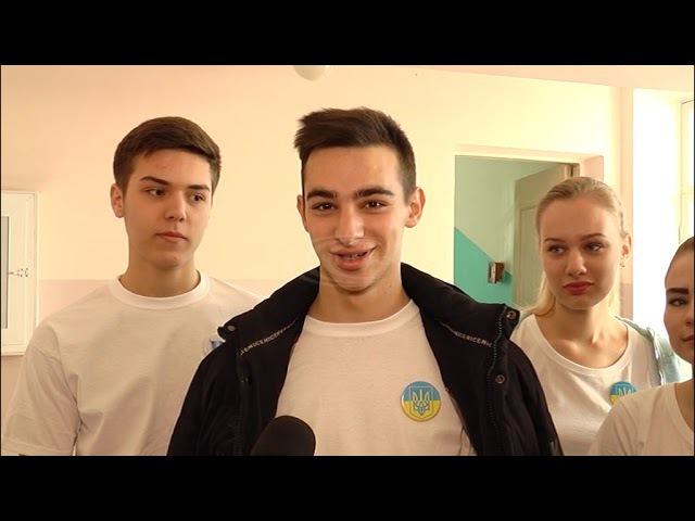 В Краматорске прошли торжественные мероприятия 20 11 2017