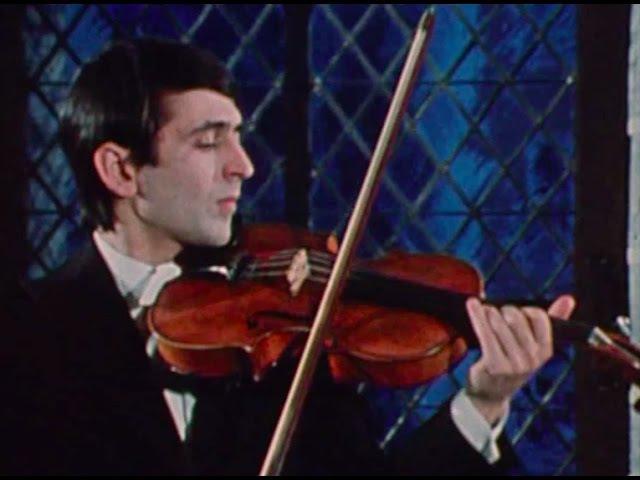 Yuri Bashmet documentary Альтист Юрий Башмет - video 1981
