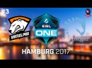 VP vs Liquid RU #3 (bo3) ESL One Hamburg 2017 Major 27.10.2017