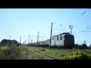 Електровоз ВЛ80Т 1078 станція Баришівка 30 07 2017