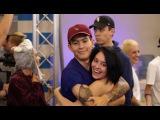 Танцы: Тимур Базаров и Саша Горошко - Наставники о ребятах (сезон 4, серия 14) из сер...